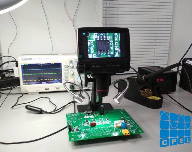 Цифровий мікроскоп - оновлення обладнання