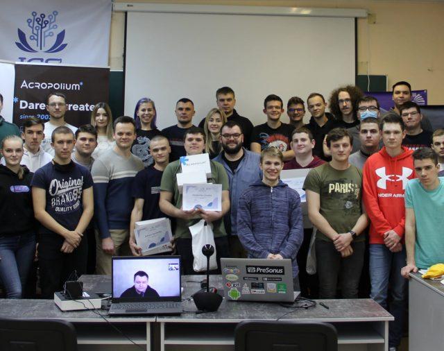 Перемога здобувачів в хакатоні Google Developers Club