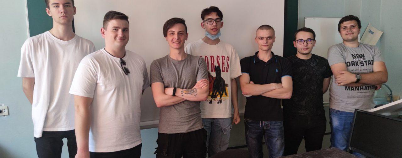 Захист випускних робіт бакалаврів студентами гр. РА-171